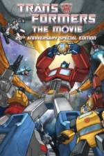 Watch The Transformers: The Movie Megashare