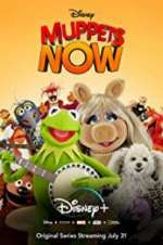 muppets now tv poster