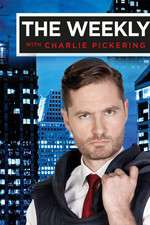 the weekly with charlie pickering tv poster