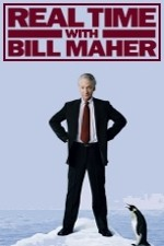 real time with bill maher tv poster