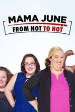 mama june from not to hot tv poster