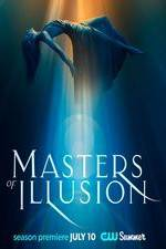 masters of illusion tv poster