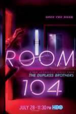 room 104 tv poster