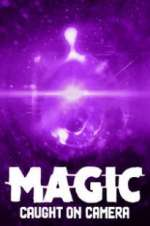 magic caught on camera tv poster