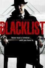 the blacklist tv poster