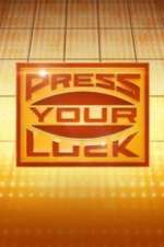 press your luck tv poster