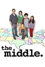 the middle tv poster