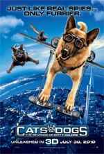 Watch Cats & Dogs: The Revenge of Kitty Galore Megashare
