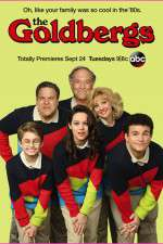 the goldbergs tv poster