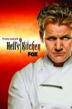 hell's kitchen (2005) tv poster